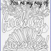Swear Coloring Pages Best New Curse Word Coloring Page 2019