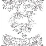Swear Coloring Pages Inspirational 20 Bad Words Coloring Pages Ideas and Designs