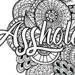 Swear Word Coloring Book Printable Fresh Free Swear Word Coloring Pages Pdf – thewestudio