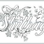 Swear Word Coloring Book Printable New Free Swear Word Coloring Pages Pdf Printable – Betterfor