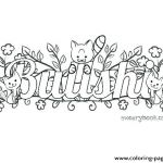 Swear Word Coloring Pages Best Free Printable Swear Word Coloring Pages Pdf Colori – Betterfor