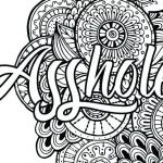 Swear Word Coloring Pages Printable Creative Free Swear Word Coloring Pages Pdf – thewestudio