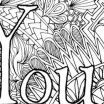 Swear Word Coloring Pages Printable Inspiring Swearing Coloring Pages at Getdrawings