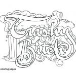 Swear Word Coloring Pages Printable Pretty Words Coloring Pages – 488websitedesign