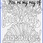 Sweary Coloring Pages Beautiful Curse Word Coloring Book