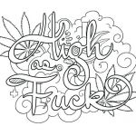 Sweary Coloring Pages Best Free Swear Word Coloring Pages Elegant Printable Coloring Pages for