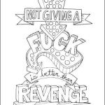 Sweary Coloring Pages Elegant 48 Swear Word Coloring Pages Printable Free — String town Blog