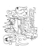 Sweary Coloring Pages Elegant Motherfucker Adult Coloring Page Swear 14 Free Printable