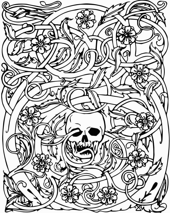 Sweary Coloring Pages Inspirational Awesome Halloween Words Coloring Pages – Tintuc247