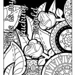 Sweary Coloring Pages Inspirational Pin by Edna M On Adult Swear Words Coloring Pages