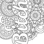 Sweary Coloring Pages Wonderful Free Curse Word Coloring Pages Awesome Mandala Adult Coloring Page