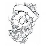 Tattoo Design Coloring Pages Amazing Pin by Linda Campbell On Patterns to Color