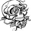 Tattoo Design Coloring Pages Excellent Free Free Skull Tattoo Designs to Print Download Free Clip Art