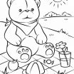 Teddy Bear Coloring Pages Elegant Empty Picnic Basket Coloring Page Beautiful Picnic Coloring Page New