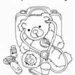 Teddy Bear Coloring Pages Free Printable Awesome 8 Best Teddy Bear Coloring Pages Images In 2017