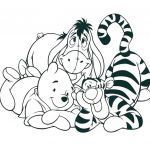 Teddy Bear Coloring Pages Free Printable Best Pooh Bear Coloring Sheets