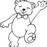 Teddy Bear Coloring Pages Free Printable Brilliant Bear Cub Coloring Pages – Danquahinstitute