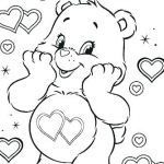 Teddy Bear Coloring Pages Free Printable Pretty Smokey Bear Coloring Pages – Psicobenesserefo