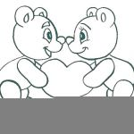 Teddy Bears Coloring Page Amazing Gummy Bear Coloring Pages – Yggs