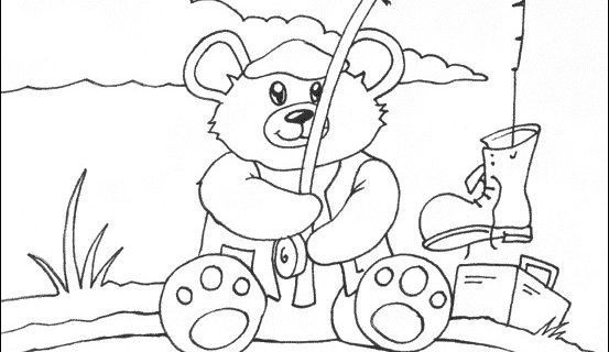 Teddy Bears Coloring Page Beautiful 71 Teddy Bear Coloring Pages Free Printable Aias