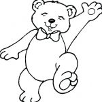 Teddy Bears Coloring Page Creative Bear Cub Coloring Pages – Danquahinstitute