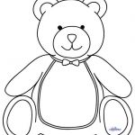 Teddy Bears Coloring Page Excellent Image Result for Free Images for Drawing Bears