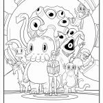 Teddy Bears Coloring Page Excellent the Care Bears Coloring Page