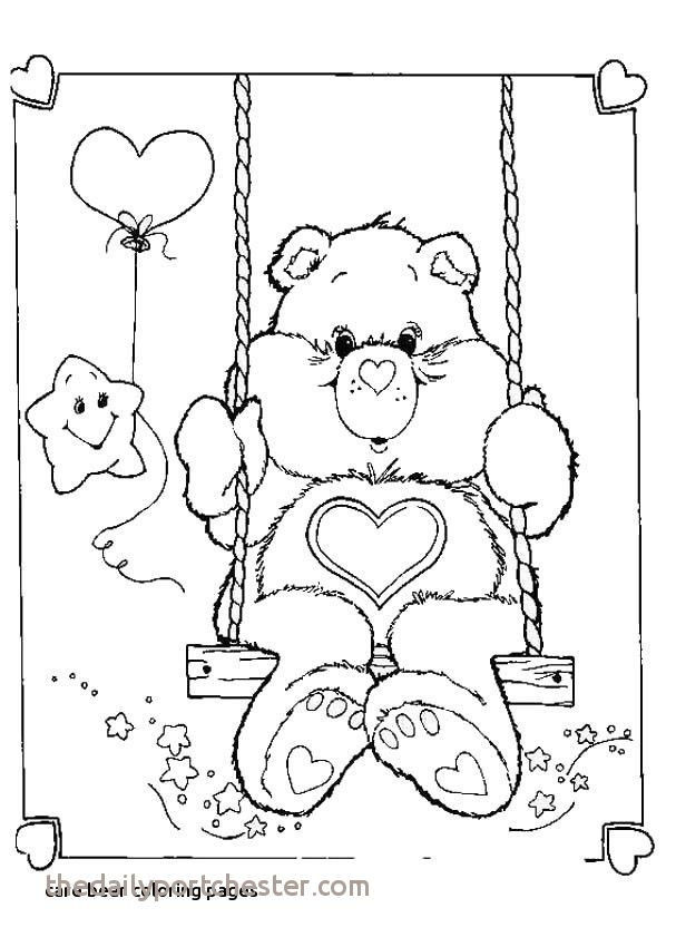 Teddy Bear Coloring Page Lovely Teddy Bear Coloring Page New Kawaii