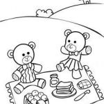 Teddy Bears Coloring Pages to Print Inspiring 8 Best Teddy Bear Coloring Pages Images In 2017