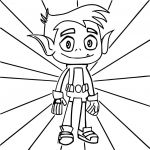 Teen Titans Coloring Book Inspirational Teen Titans Go Coloring Pages