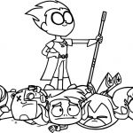 Teen Titans Coloring Pages Best Of Teen Titans Go Coloring Pages
