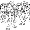 Teenage Mutant Ninja Turtles Coloring Page Inspirational Teenage Mutant Ninja Turtles Coloring Pages for Kids Tmnt Leonardo