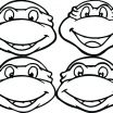 Teenage Mutant Ninja Turtles Coloring Page New Coloring Pages Ninja Turtles – Raagasoulspafo