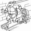 Teenage Mutant Ninja Turtles Coloring Pages Inspirational Teenage Mutant Ninja Turtles Coloring Pages Print them for Free