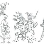 Teenage Mutant Ninja Turtles Coloring Sheets Excellent Tmnt 2012 Coloring Pages – Zupa Miljevci