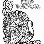 Thanksgiving Coloring Book Creative Best Coloring Pages Turkey for Boys Picolour
