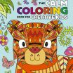 Thanksgiving Coloring Books for Kids Unique the Calm Coloring Book for Creative Kids Faye Buckingham
