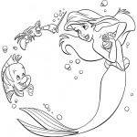 The Little Mermaid Coloring Pages Beautiful Unique Peter Pan Mermaids Coloring Pages – Howtobeaweso