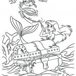 The Little Mermaid Coloring Pages Pretty the Little Mermaid Coloring – Bahamasecoforum