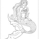 The Little Mermaid Coloring Pages Wonderful 16 Beautiful Coloring Pages Mermaids