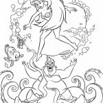 The Little Mermaid Coloring Pages Wonderful Ariel Printable Coloring Pages Lovely the Little Mermaid Printable