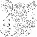 The Little Mermaid Coloring Pages Wonderful Coloring Ideas Free Printable Ariel Coloring Pages Mermaid Lovely