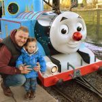 Thomas the Train Cranky Awesome Thomas Train Ride to Other Part Of the Park Picture Of Drayton
