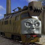 Thomas the Train Cranky Best Of Diesel 10 Thomas the Tank Engine and Friends Wiki