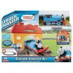 Thomas the Train Cranky Best Of Fisher Price Thomas & Friends Trackmaster Wellsworth Station Starter