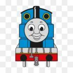 Thomas the Train Cranky Inspirational Free Engine Vector Png