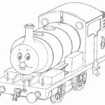 Thomas the Train Cranky Unique Thomas Coloring Pages Train Engineer