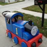 Thomas the Train Halloween Awesome Thomas the Train & Driver Halloween Costume Contest at Costume
