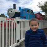 Thomas the Train Halloween Beautiful This is the Only Spot where You Ll See Thomas the Train He Goes