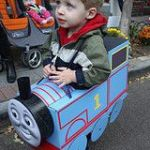 Thomas the Train Halloween Best Diy Halloween Costumes for the whole Family Halloween